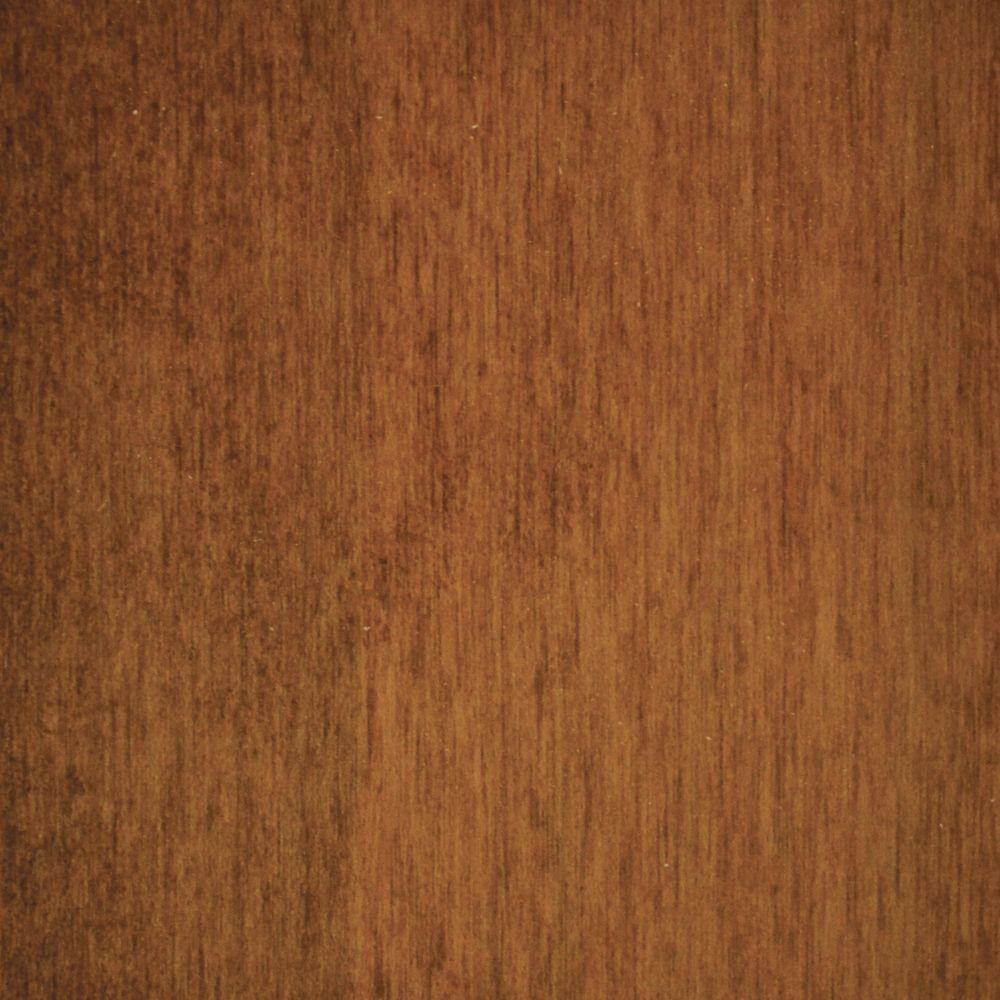 HDC Maple Stained Cinnamon Hardwood Flooring Sample