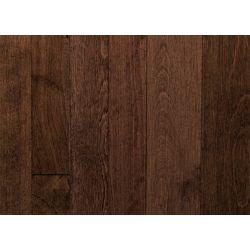 Home Decorators Collection Plancher, bois massif, 3 1/4 po de largeur, Érable noyer