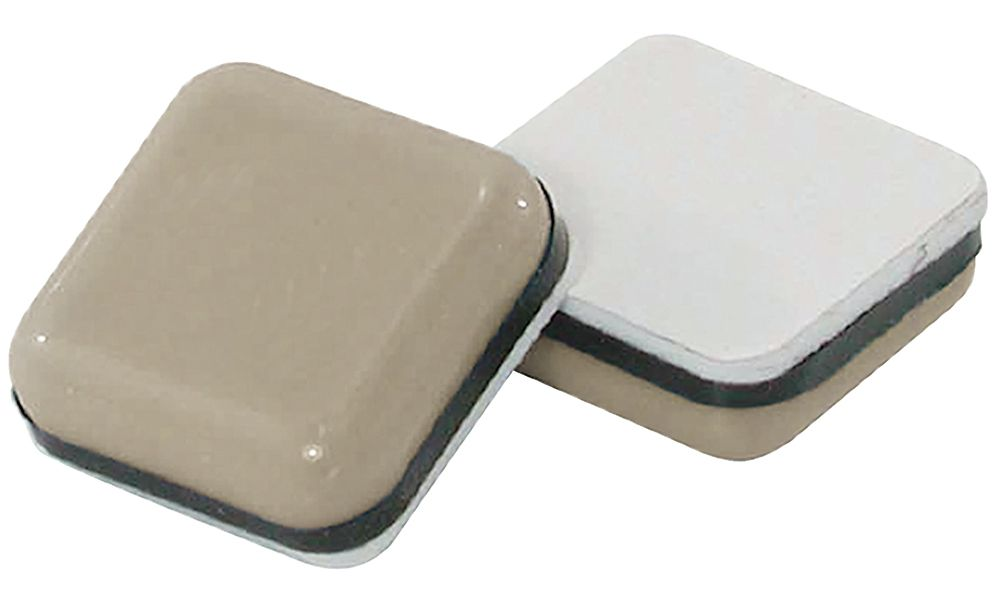 Low Friction Slider Pads