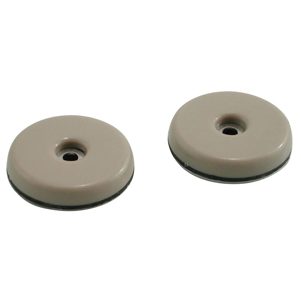 Everbilt 1 inch Adhesive Furniture Glides (8 per Pack)