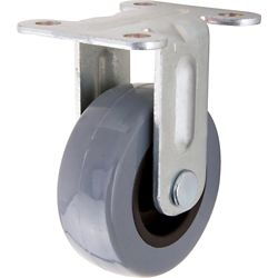 Everbilt Roulette fixe TPR de 50 mm avec capacité de charge de 88 lb