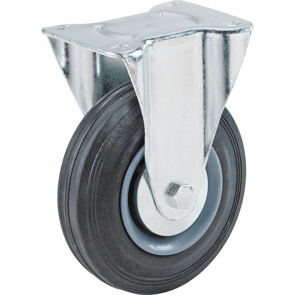 Heavy Duty Rigid Caster
