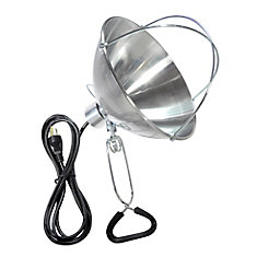 10.5 inch Clamp Light with Cage