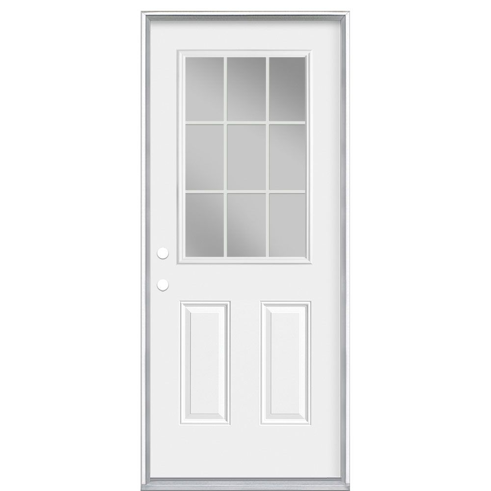 34x7 1/4 9 Lite Internal Lowe - Right Hand