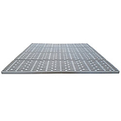 Patriot Docks Poly 4 ft. x 4 ft. Section, Ribbed
