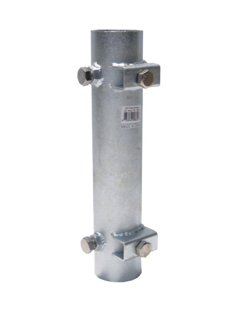 HD Zinc-Oxide-Coated Steel Pipe Holder