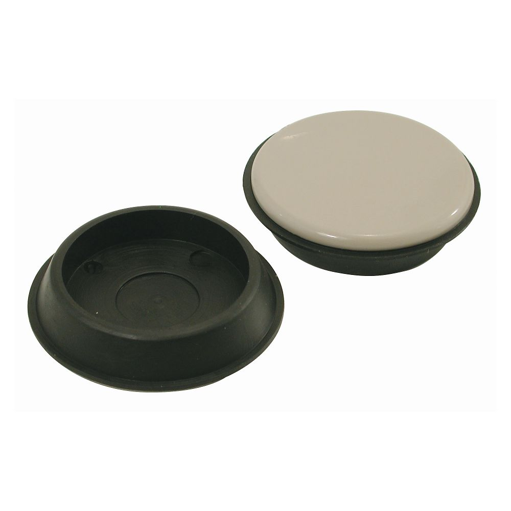 Everbilt 1-3/4 inch Low Friction Furniture Cups (4 per Pack)