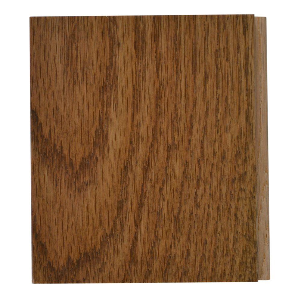 Quickstyle Antique Oak 3 1/4-inch Hardwood Flooring (Sample)