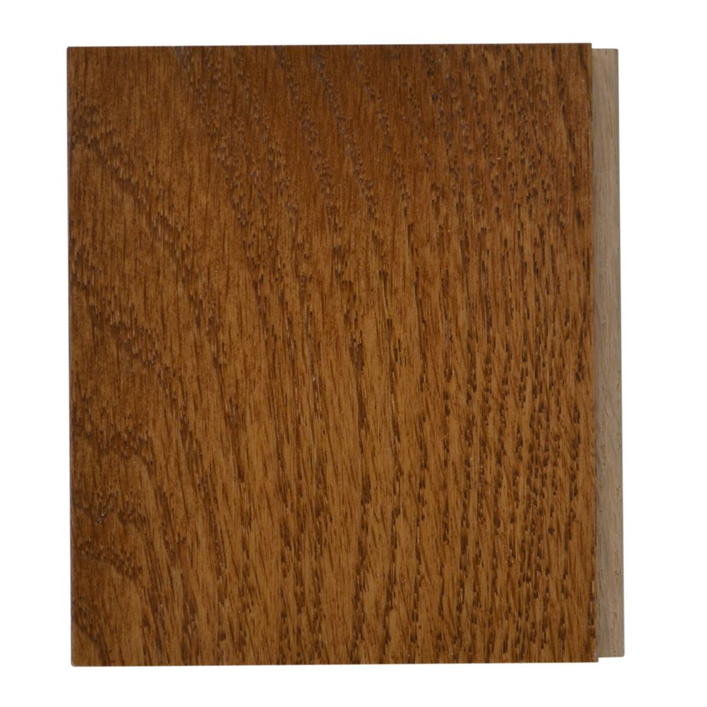 THS Nevada Oak 3 1/4-inch Hardwood Flooring Sample
