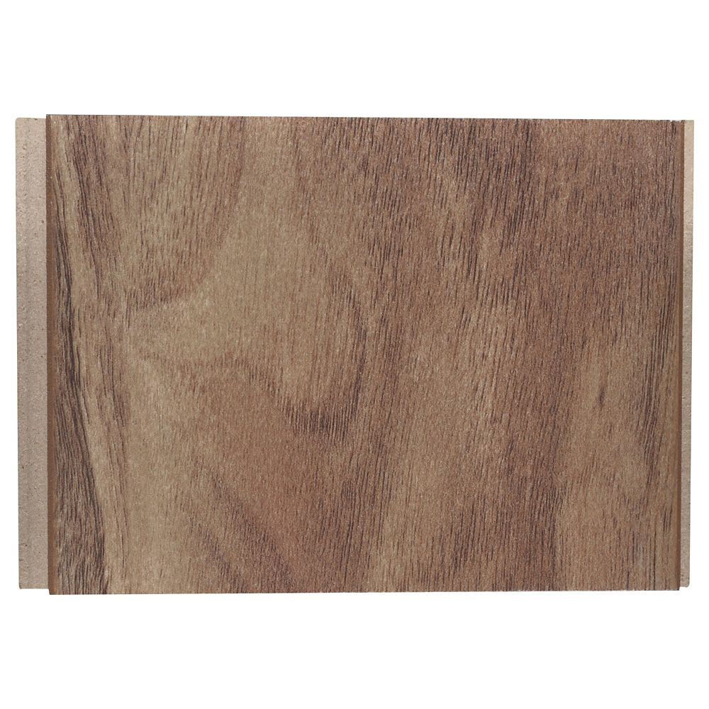 12mm Thick Light Walnut 5808 Laminate Flooring Sample