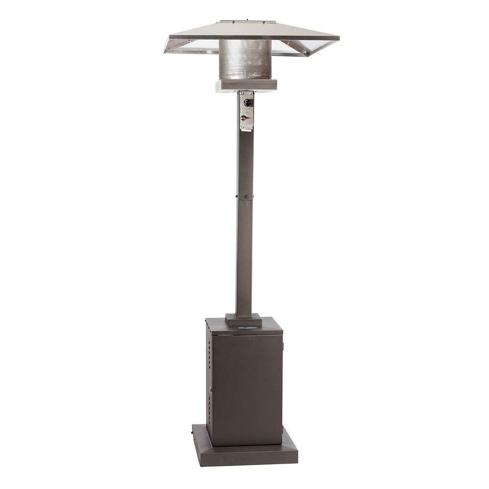 Paramount 7.5 ft. Propane Patio Heater in Bronze
