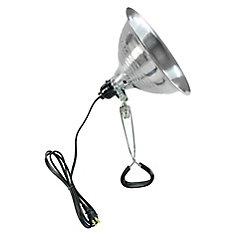8.5 Inch Clamp Light