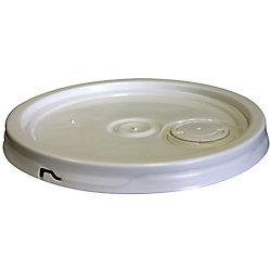 E.Hofmann Plastics 19L/5 Gallon- White Gasket and Flex Spout Lid