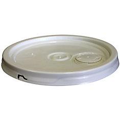 19L/5 Gallon- White Gasket and Flex Spout Lid