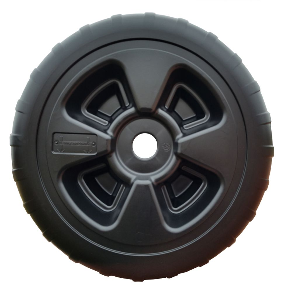 Plastic Dock Wheels (2 Pack)