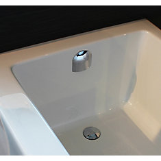 Bath Drain Trim Retrofit Kit - CP