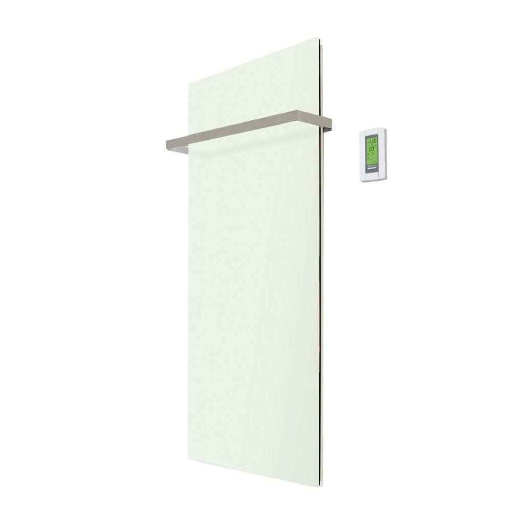 Lava Glass White Green Kit: Includes 500W Radiant Panel, Thermostat and One Lava Bar Flat (35 Inc...