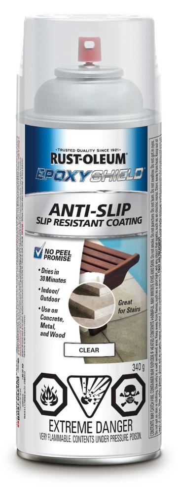 Epoxyshield Anti-Slip - Clear 340g