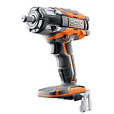 18V GEN5X  Brushless 4-Mode Impact Wrench