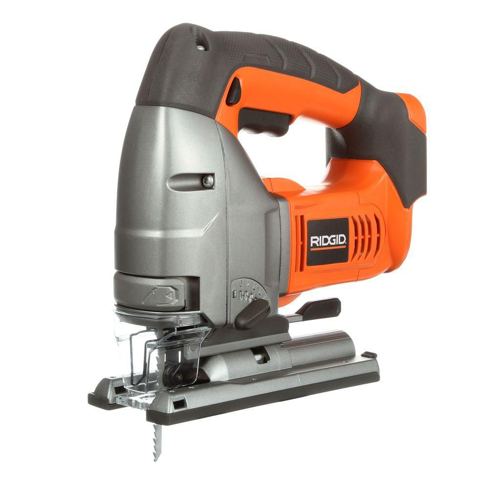 18V X4 Cordless Jig Saw (Tool Only)