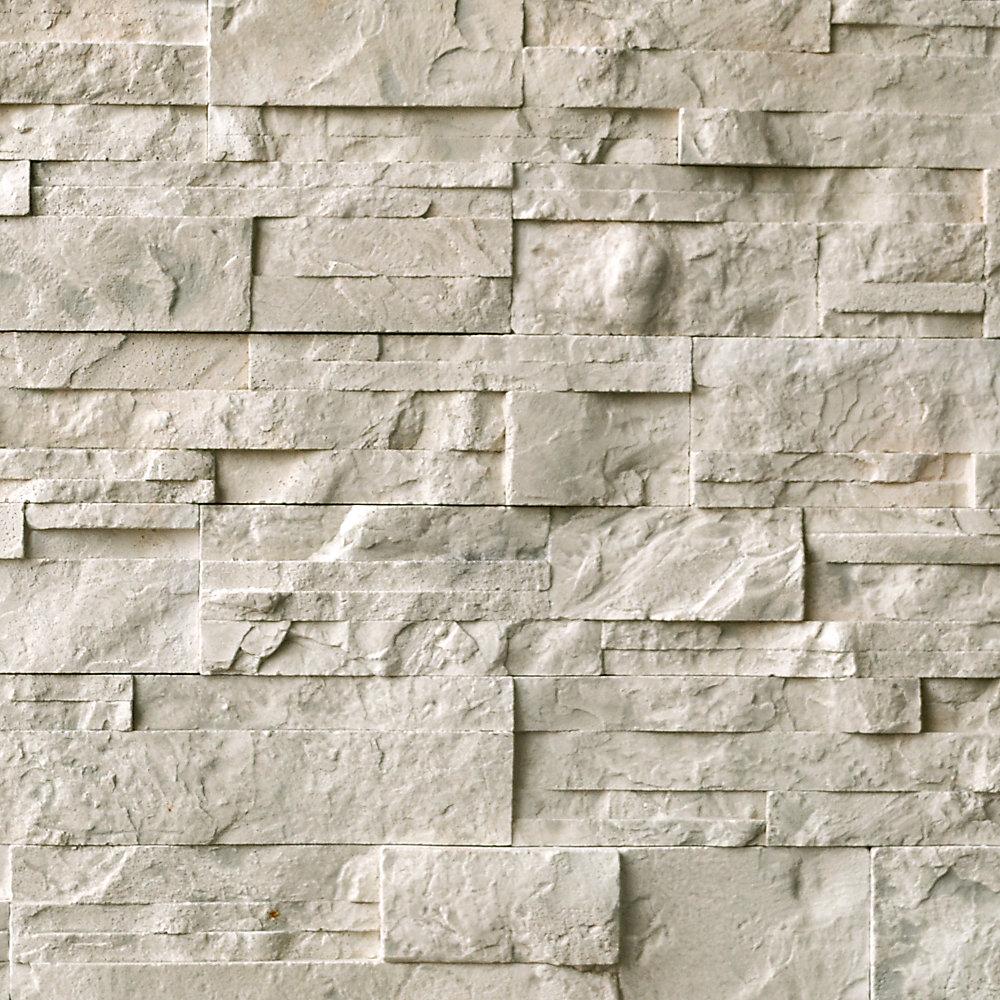 0fdff42a0ed554 EasyStone Beige 3 inch x 15.5 inch wall stone (5 sq.ft. / case ...