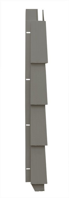 Abtco Charcoal Corner Carton