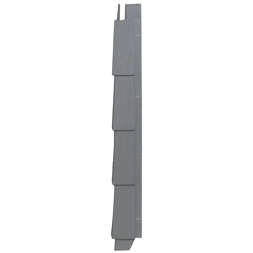 Abtco Heritage Gray Corner Carton
