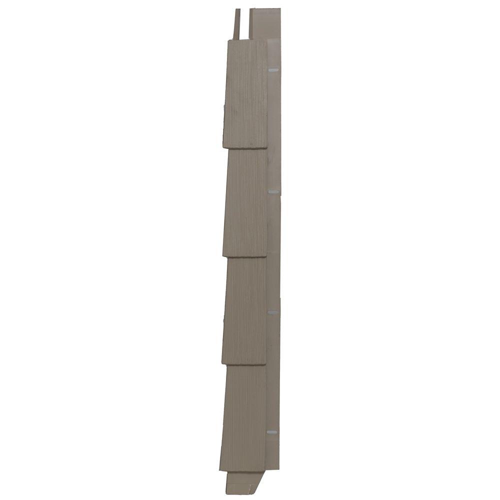 Timbercrest Perfection Cartons de Coin Ocre