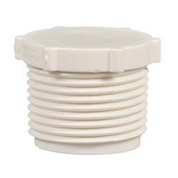 Jag Plumbing Products 3/4 Inch Mpt Pex Plug (25-Pack)