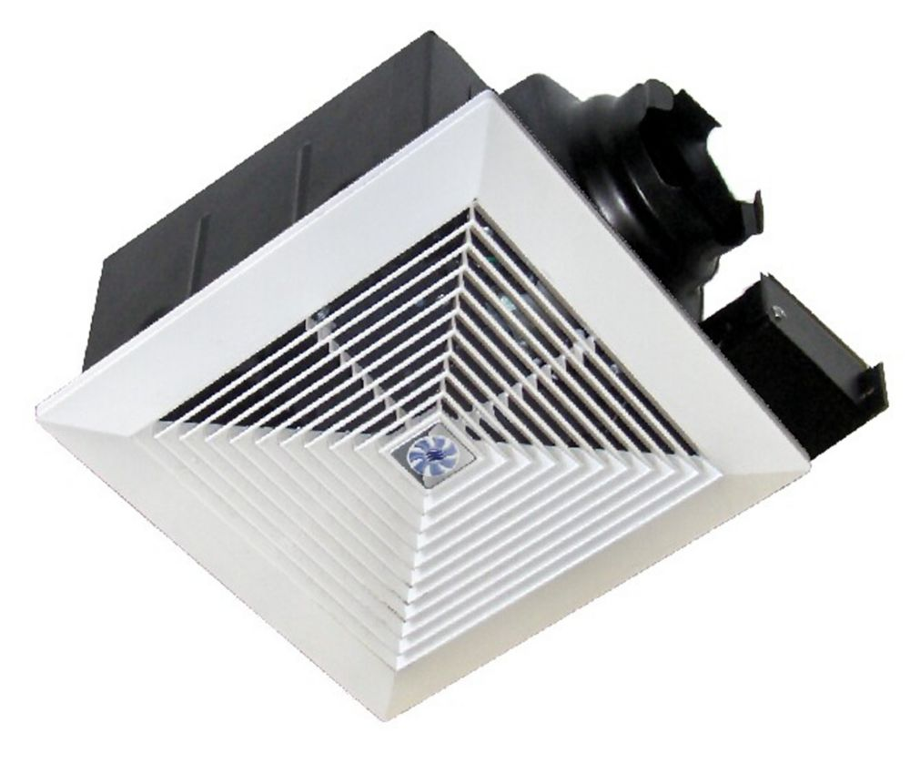 Bathroom wall ceiling fans the home depot canada softaire extremely quiet ventilation fan 90 cfm 10 sones aloadofball Image collections