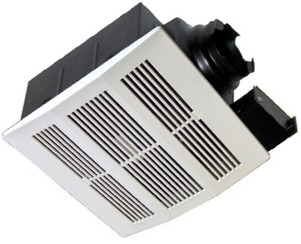 Softaire supérieure série tranquille kit de ventilateur: 202 CFM, 1.5 sones