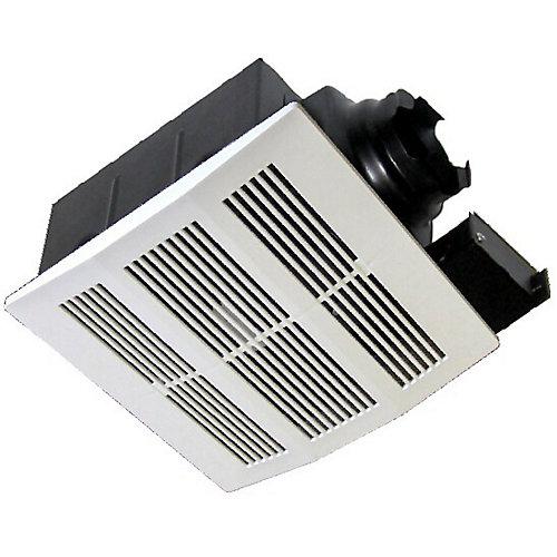 Ensemble de ventilateur de ventilation silencieuse de la série Supérieur :  200 PCM, 3.0 sones