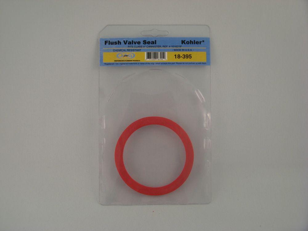 Replacement Flush Valve Seal, Fits Kohler