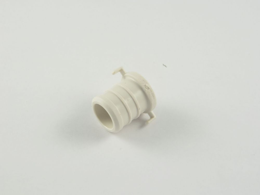 Jag Plumbing Products 3/4  Inch  Pex Acetal Test Plug - Black (10 Pack)