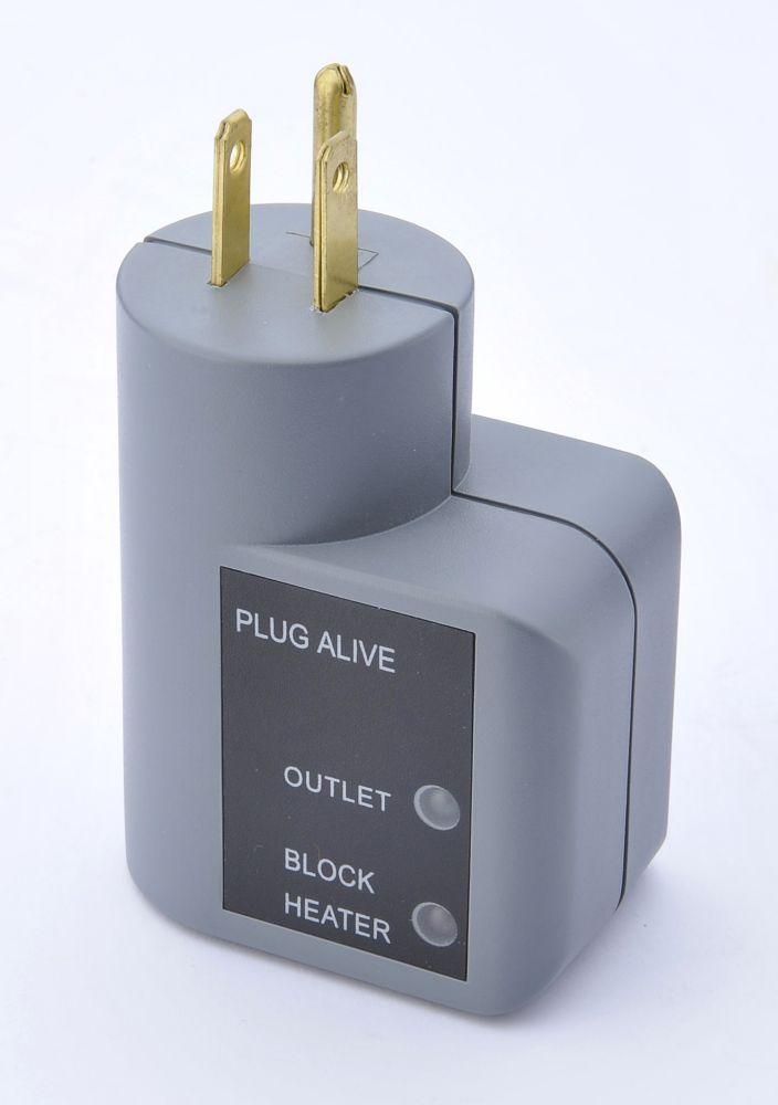 Plug Alive Prise de Vérification de Chaufrette Automatique de Moteur