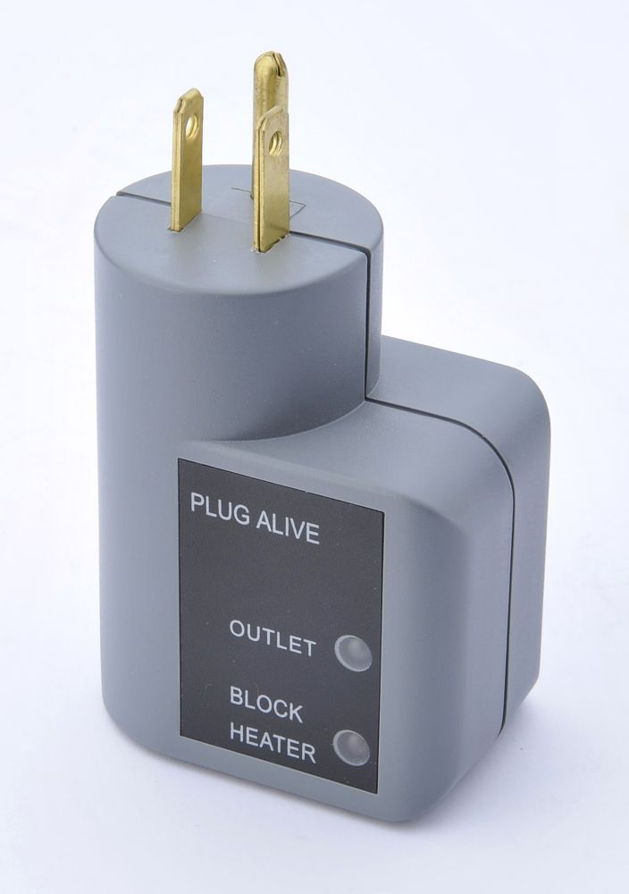Automatic Block Heater Test Plug