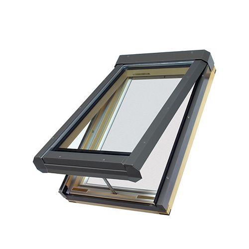 Fakro 32-inch x 38-inch  FVE Electric Vented Skylight - ENERGY STAR®