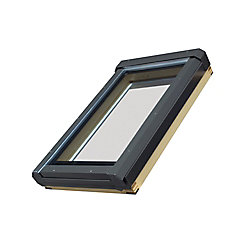 Fakro 24-inch x 46-inch  FV Manual Vented Skylight - ENERGY STAR®
