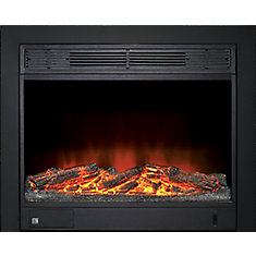 Wood Gel Electric Fireplace Inserts The Home Depot Canada