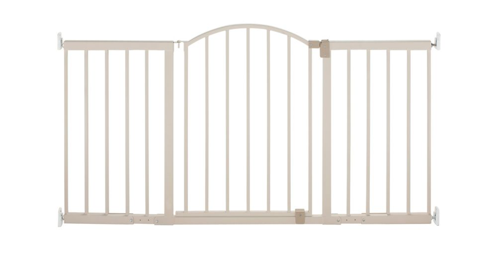 Sure & Secure 6 Feet Metal Expansion Gate