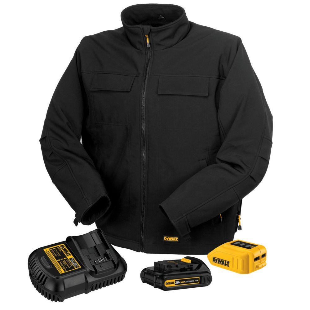 milwaukee heated hoodie instructions