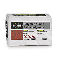 35 lbs. Polymeric Sand Bag, Grey