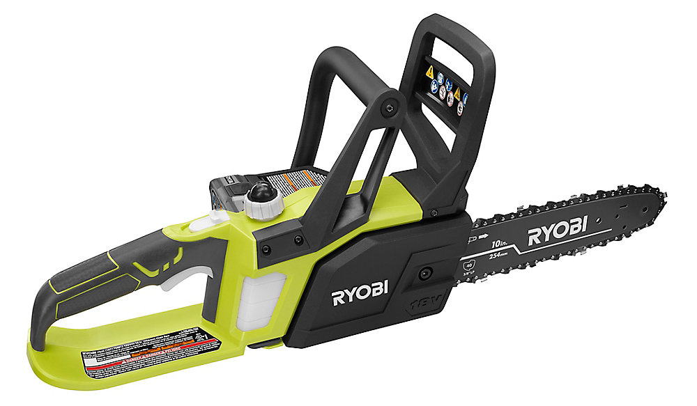 18V ONE+ Lithium+ 10-inch Lithium-Ion Cordless Chainsaw with 1.5 Ah Battery