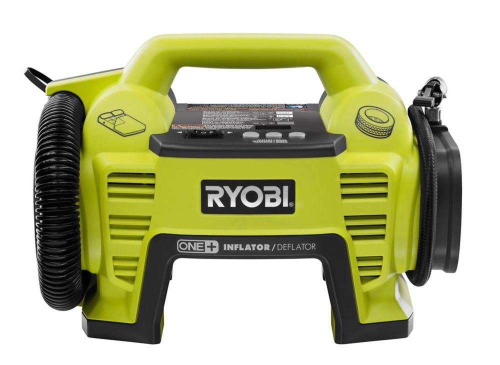 RYOBI 18V ONE+ Dual Function Inflator/Deflator (Tool Only)