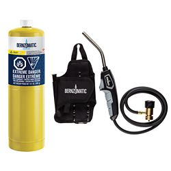 Bernzomatic BZ8250HTKC Hose Torch Kit