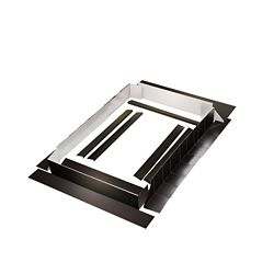 Columbia Skylights 36-inch Brown Curb Mount Flashing Kit - ENERGY STAR®