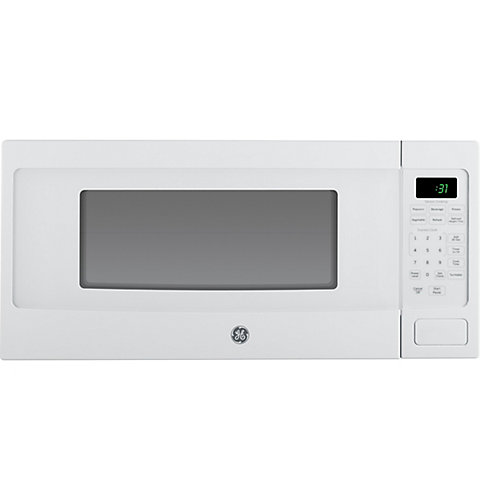 Emaker Microwave Oven In White The Home Depot Canada