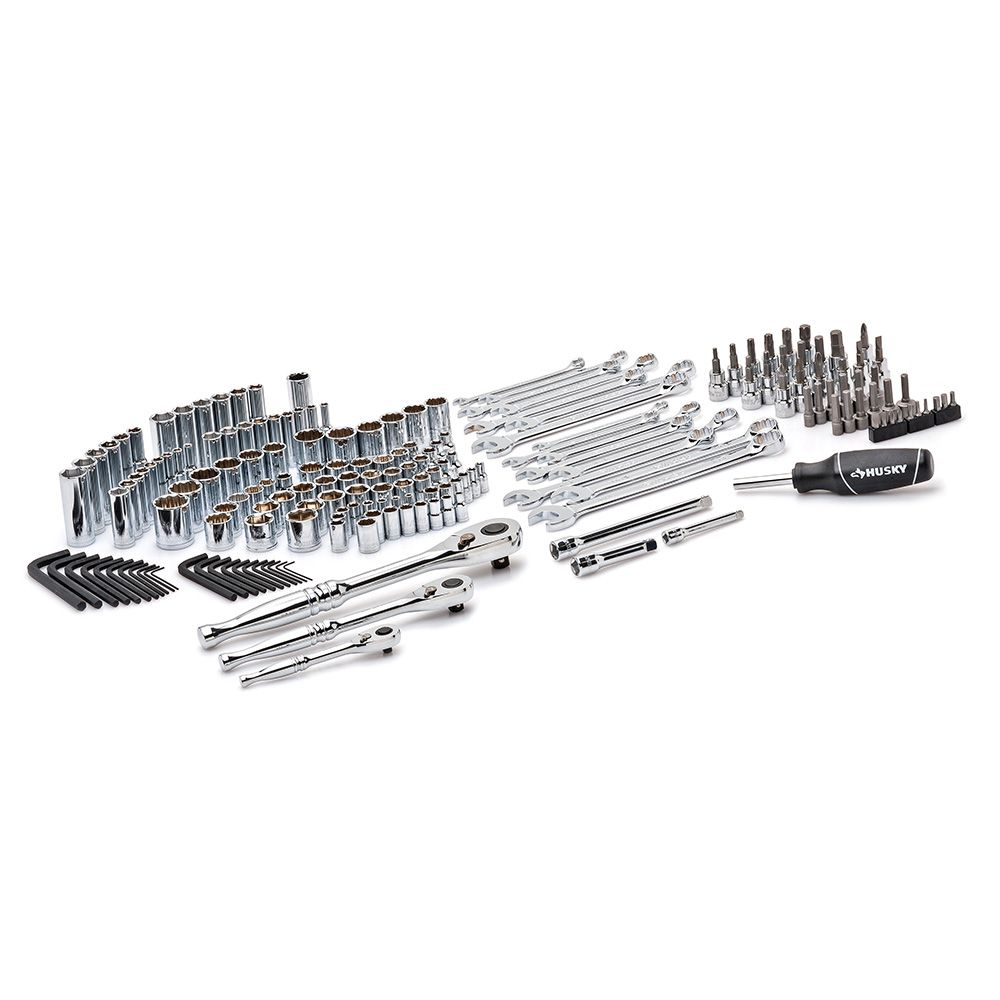 SB Mechanics Tool Set 185pc Husky