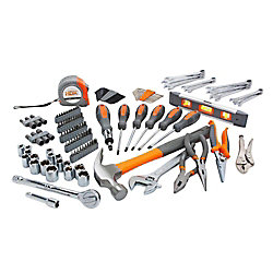 HDX Homeowner's Tool Set (137-Piece)