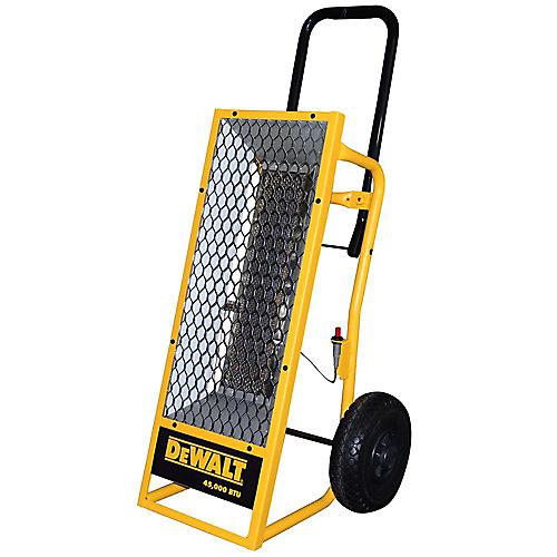 Portable Radiant Propane Heater 45,000 Btu F340620